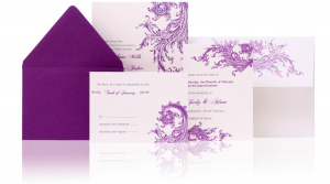 Invitations – Baroque