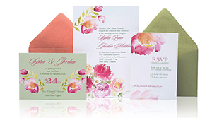 Invitations – Watercolor